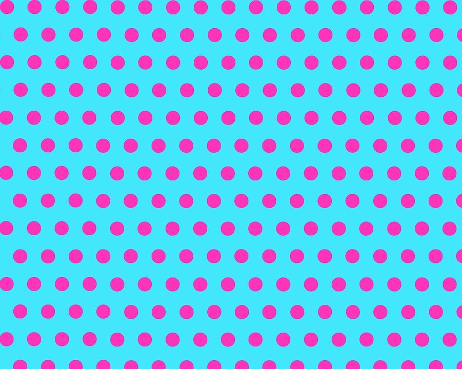 Background Polka Dot Color Free Image On Pixabay