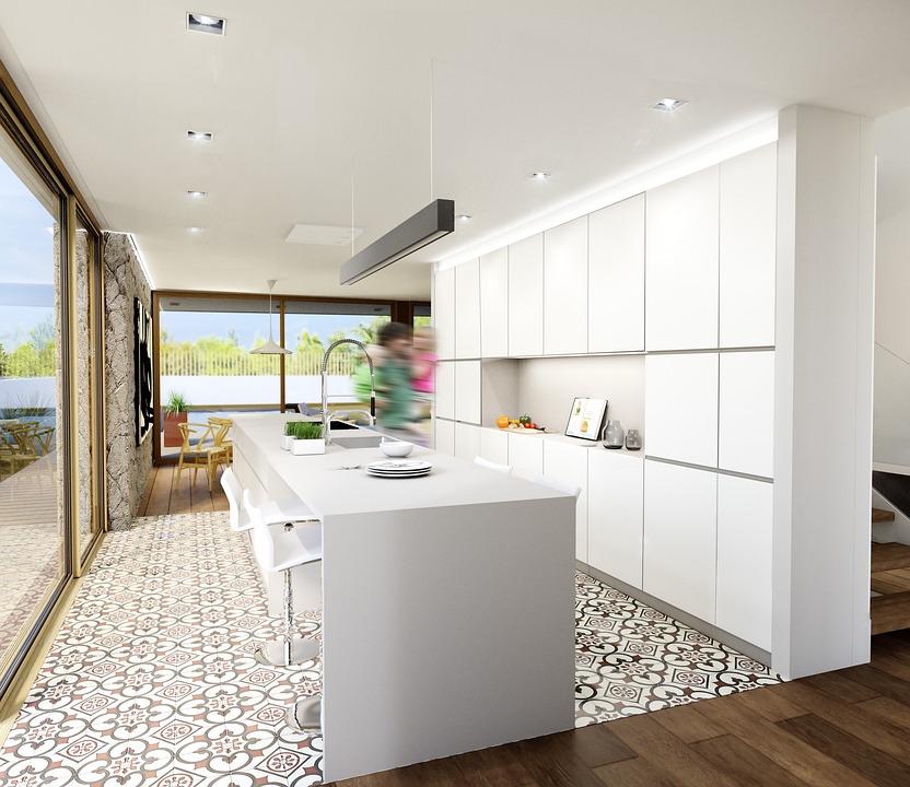 Kitchen Render House
