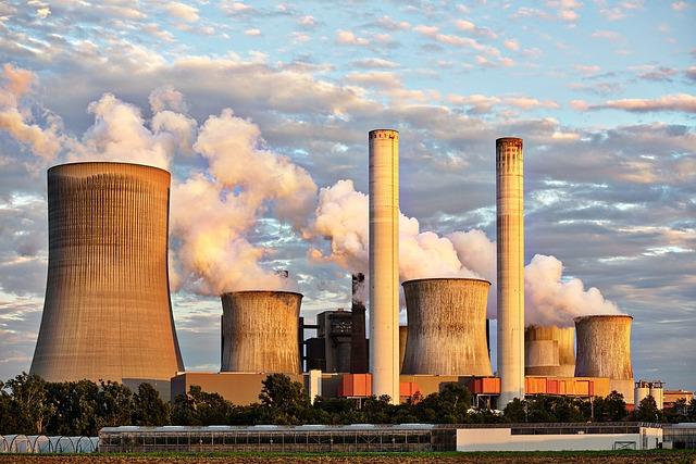 Free photo: Power Plant, Industry, Chimney - Free Image on Pixabay - 2411932