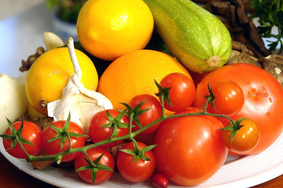 Frutti, Verdure, Cibo, Verde, Pomodoro, Sano, Dieta