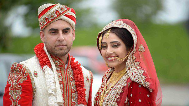 Wedding, Asian Wedding, Muslim Wedding