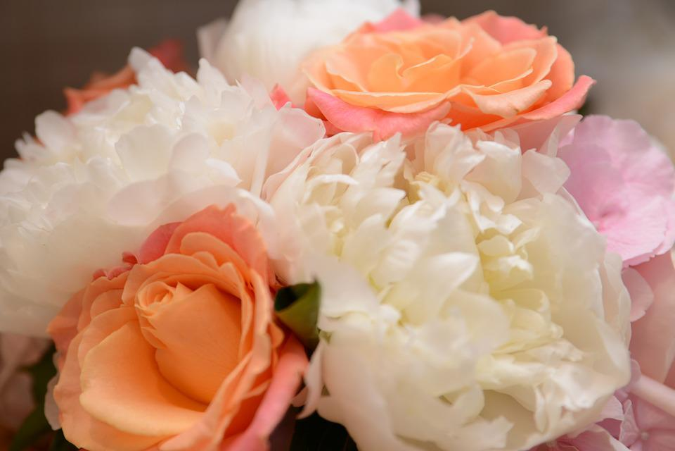 Flowers Wedding Bouquet · Free photo on Pixabay