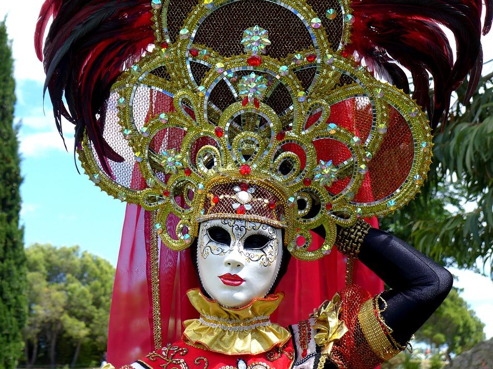 karneval in venedig maske kostenloses foto auf pixabay. Black Bedroom Furniture Sets. Home Design Ideas