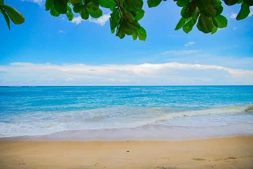 Background, Bay, Beach, Beautiful
