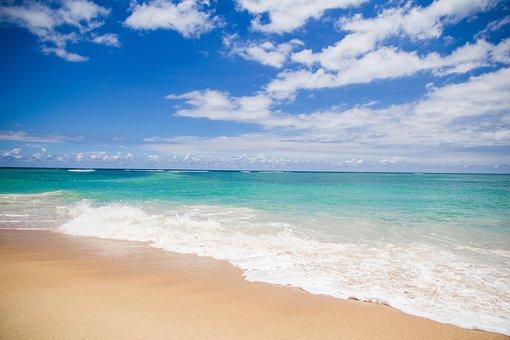 Background, Beach, Beautiful