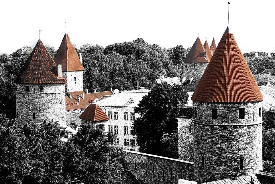 Tallinn Estland Resa Gratis Foto Pa Pixabay