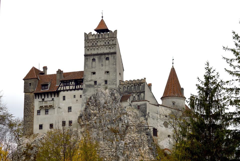 Rumänien, Burg, Festung
