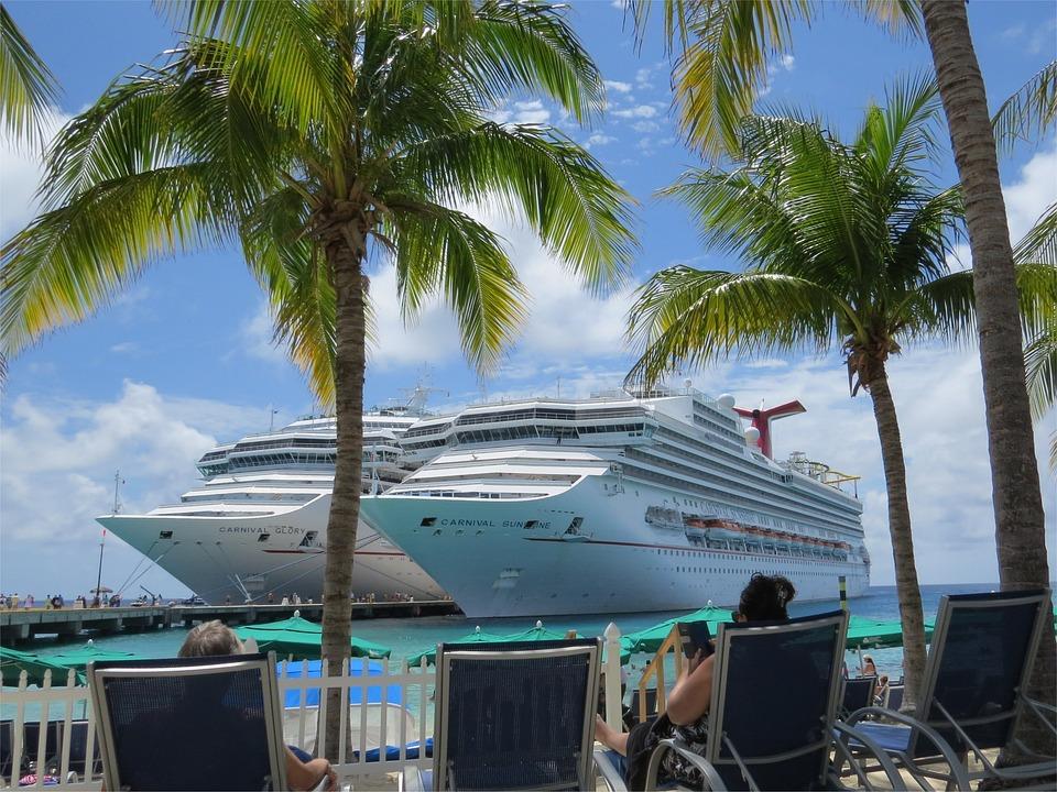 Free Photo Two Cruise Ships Bahamas Free Image On Pixabay - Cruise ships to the bahamas