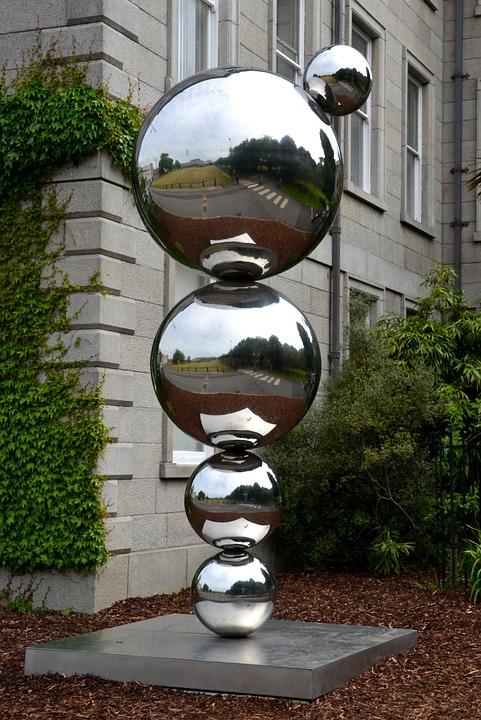 Skulptur Modern kunst skulptur plastiken kostenloses foto auf pixabay