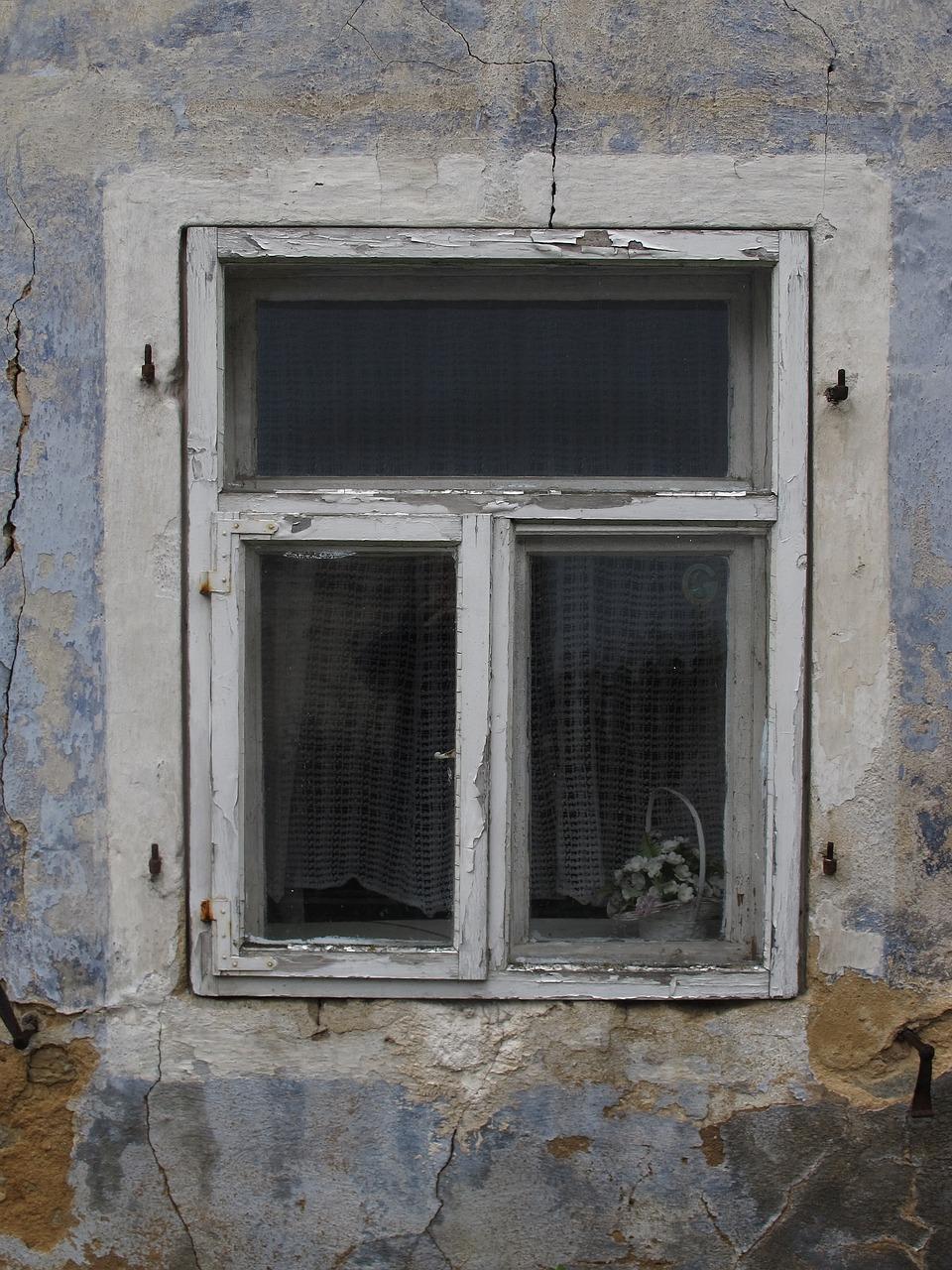Window Old Frames Free Photo On Pixabay