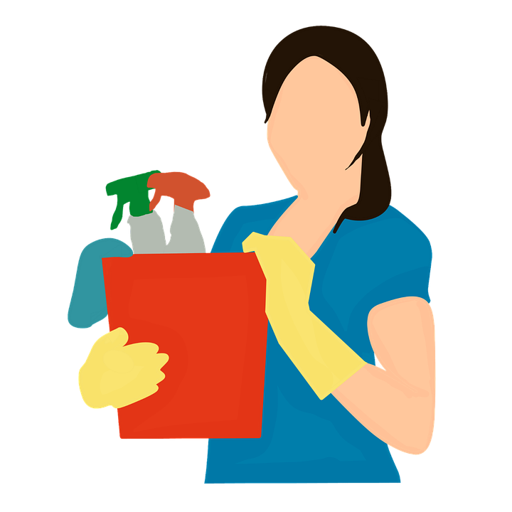 Cleaning Cleanser Woman 183 Free Image On Pixabay