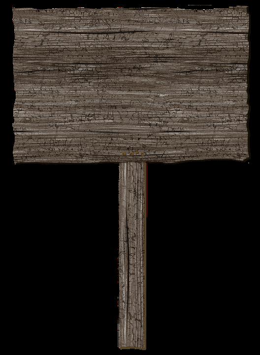 Sign wood old · free image on pixabay