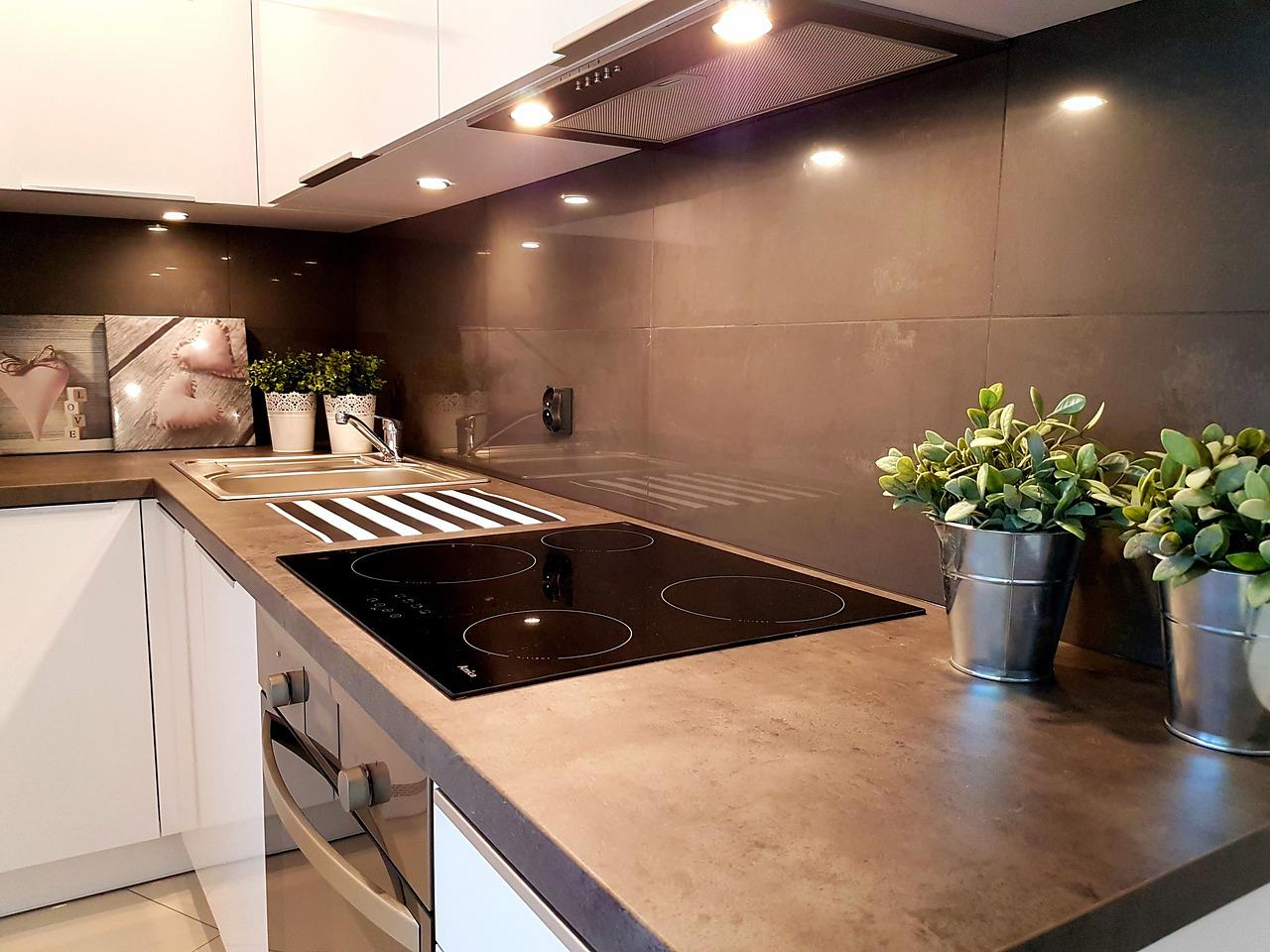 Kitchen Apartment Comfortable Free Photo On Pixabay