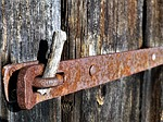 door, goal