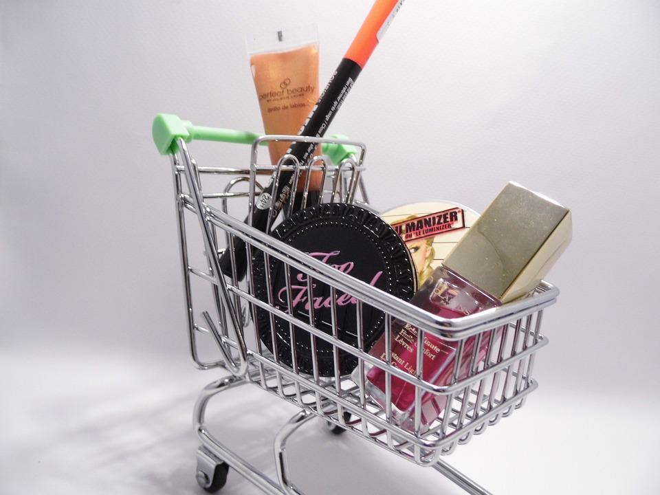 Zakupy, Zakupu Online, Jeść, Marketingu, Koszyk