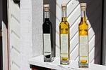 bottles, oil, vinegar