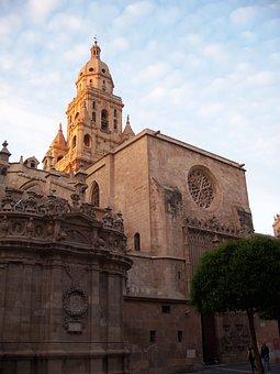 Qué ver qué hacer en Murcia, Vista de Catedral de Santa María Murcia