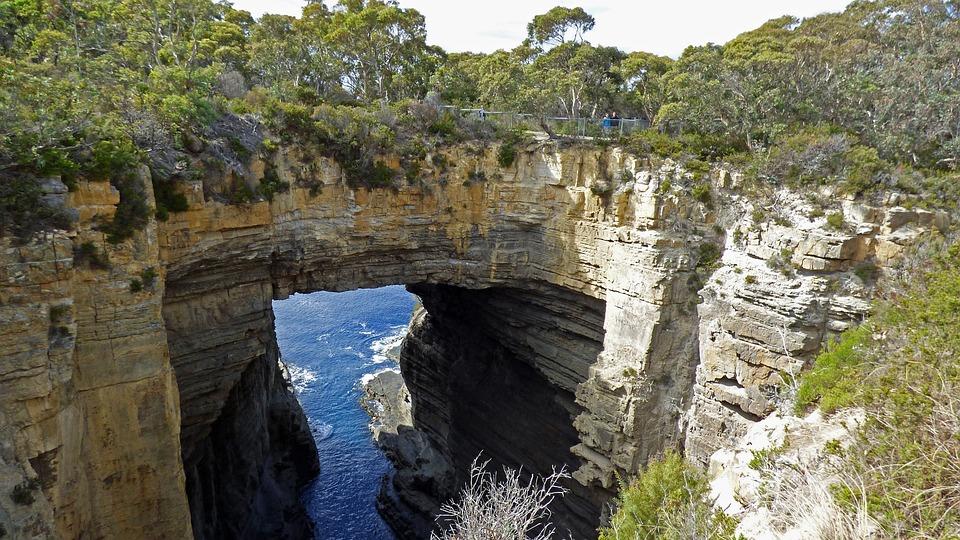 free photo  tasmania  tasman arch  coast - free image on pixabay
