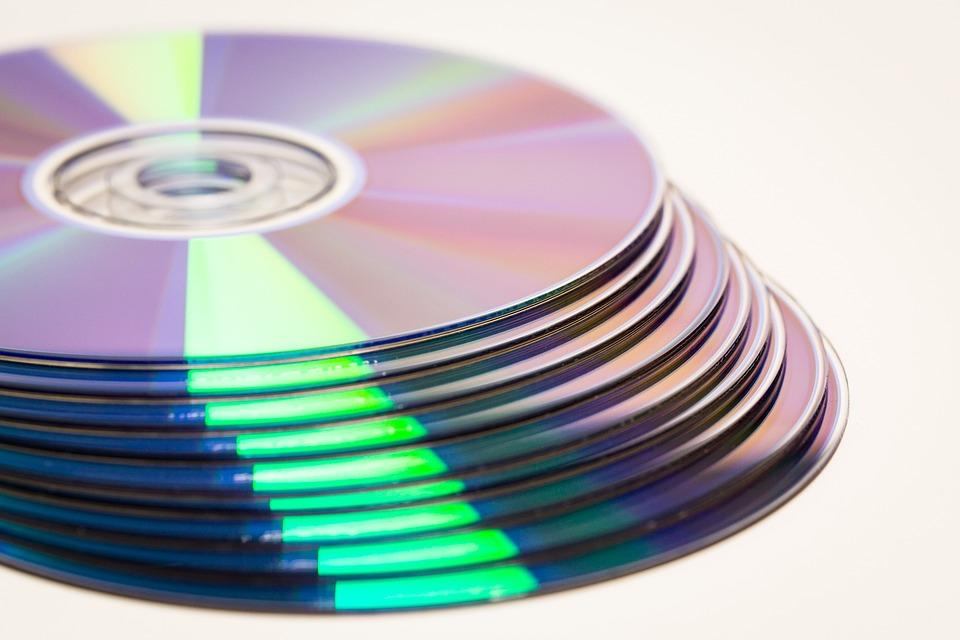 Dvd, 空白, データ, コンピューター, データ媒体, デジタル, ディスク, データ ストア, シルバー