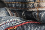fabric, jeans