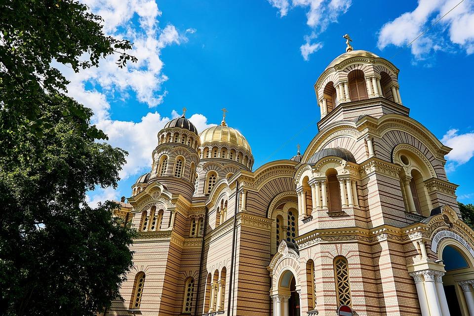 Kathedrale, Lettland