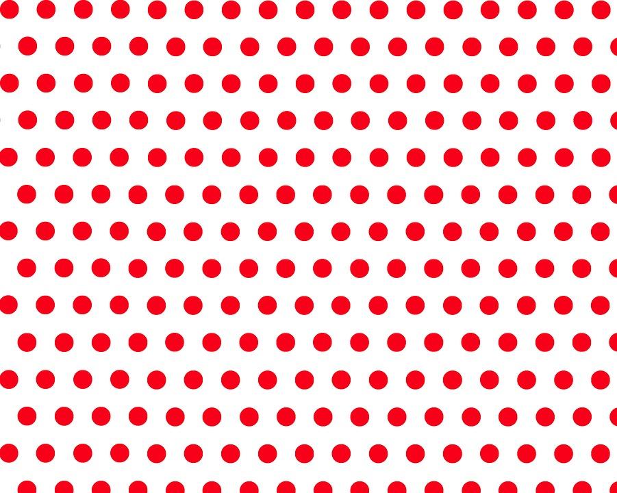 Sfondo Pois Rosso Immagini Gratis Su Pixabay