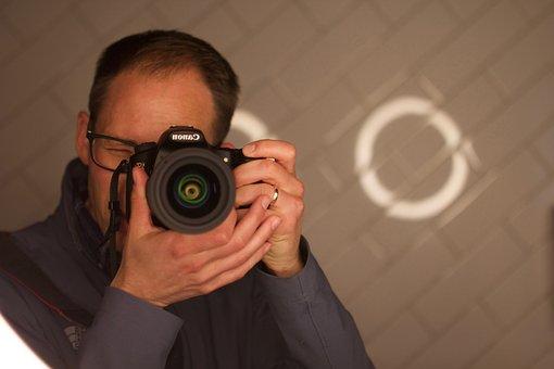 Photo, Taking A Photo, Camera