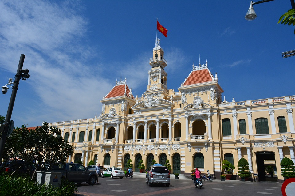 Saigon Ho Chi Minh City Vietnam - Free photo on Pixabay