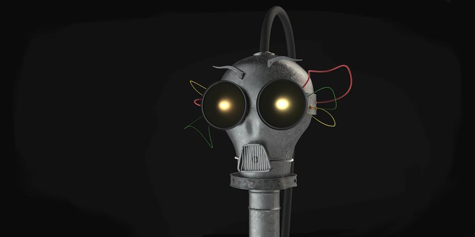Roboter Verrückt Steampunk · Kostenloses Bild auf Pixabay