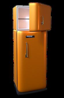 Refrigerator, Freezer, Fridge-Freezer