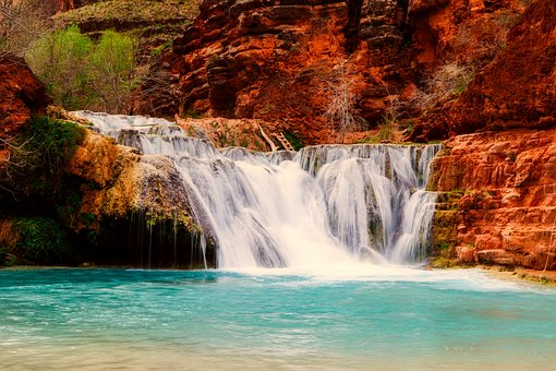 Waterfall - Free images on Pixabay