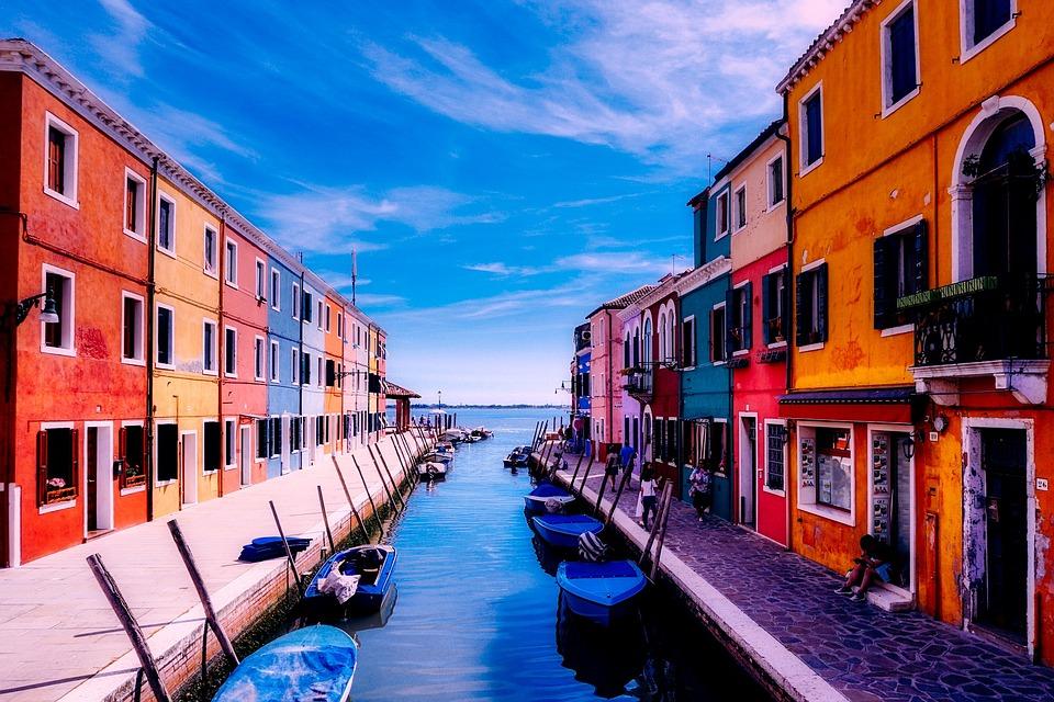 Travel Blog Venice Italy