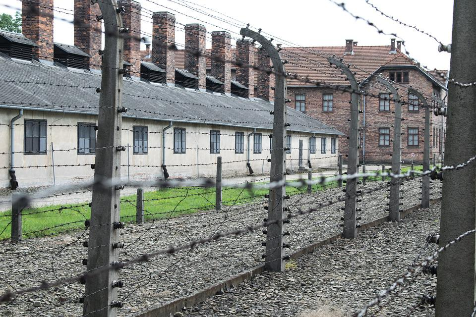 Poland, Auschwitz, Architecture, Museum, Security