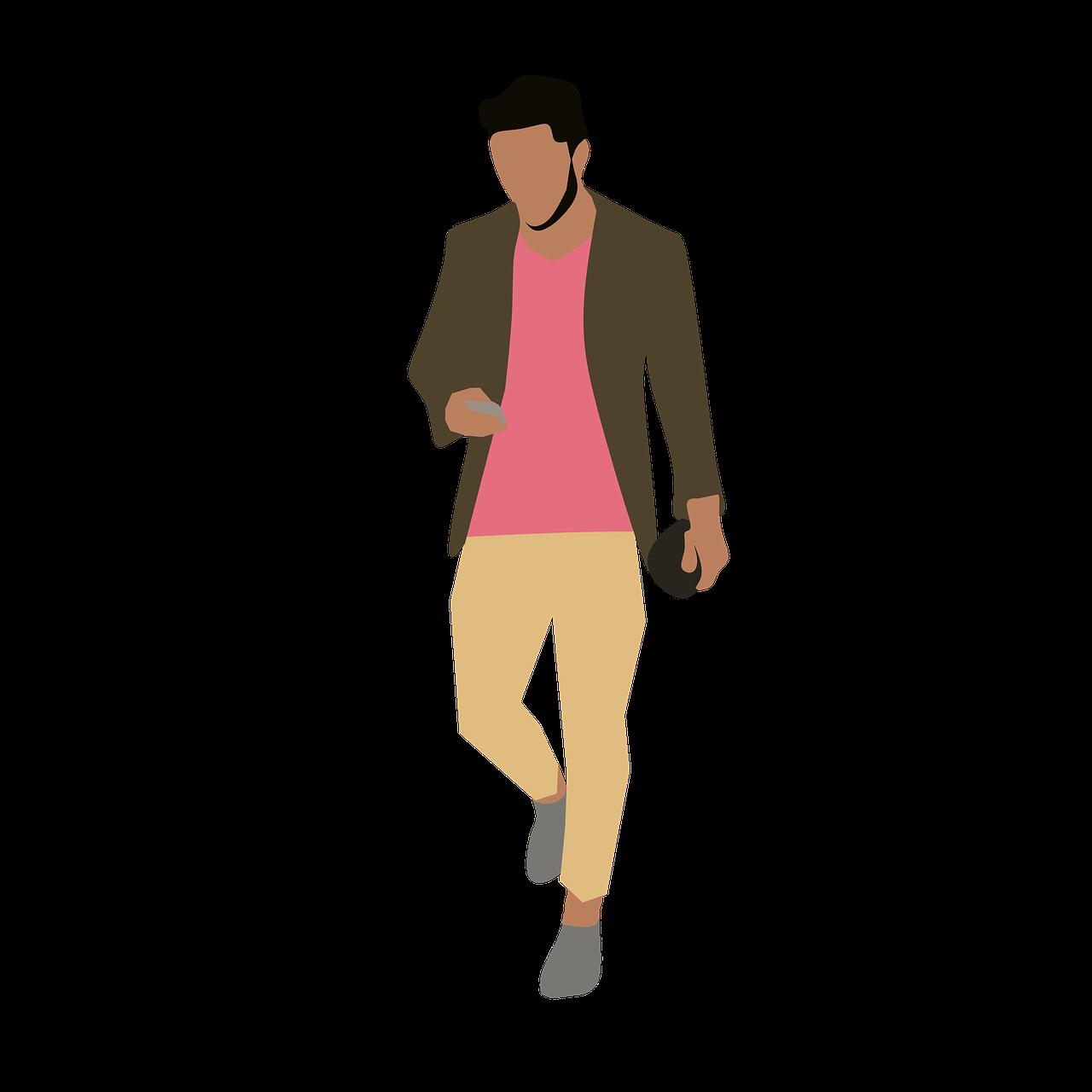 Laki Sketsa Mode Orang Gambar Gratis Di Pixabay