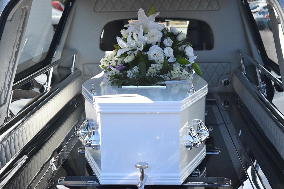 Image montrant un cercueil. | Photo : Pixabay