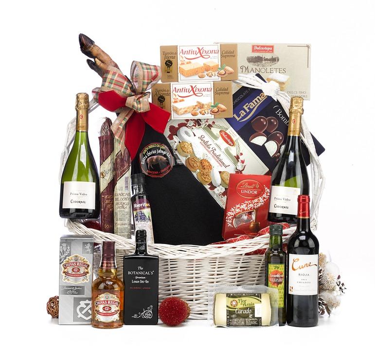 Geschenkkorb Weihnachten Box · Kostenloses Foto auf Pixabay
