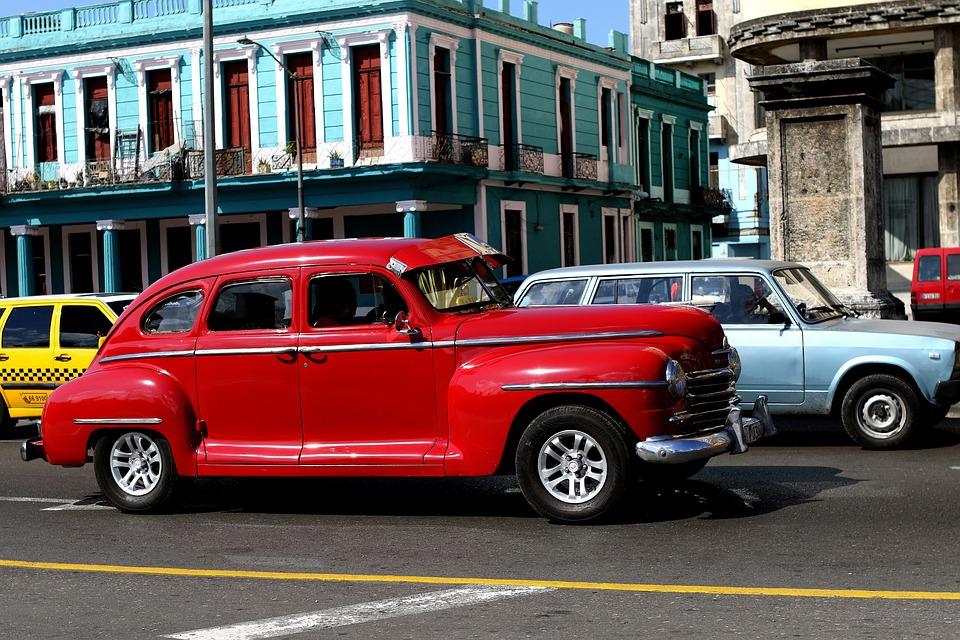 Cuba Cars Vintage · Free photo on Pixabay