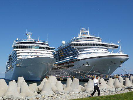 Cruise Ships, Baltic Cruise Ships