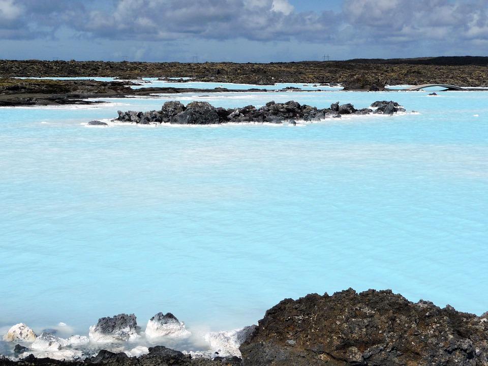 Favoloso Foto gratis: Laguna Blu In Islanda, Blu, Islanda - Immagine gratis  CN58