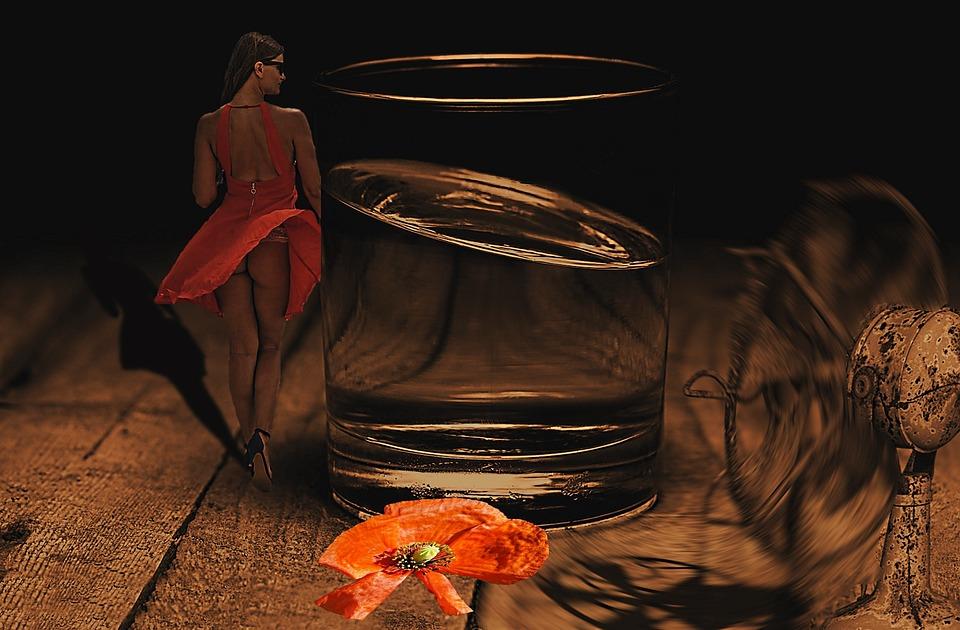 dfc5e5905508 Vietor Vodné Sklo Žena - Fotografia zdarma na Pixabay