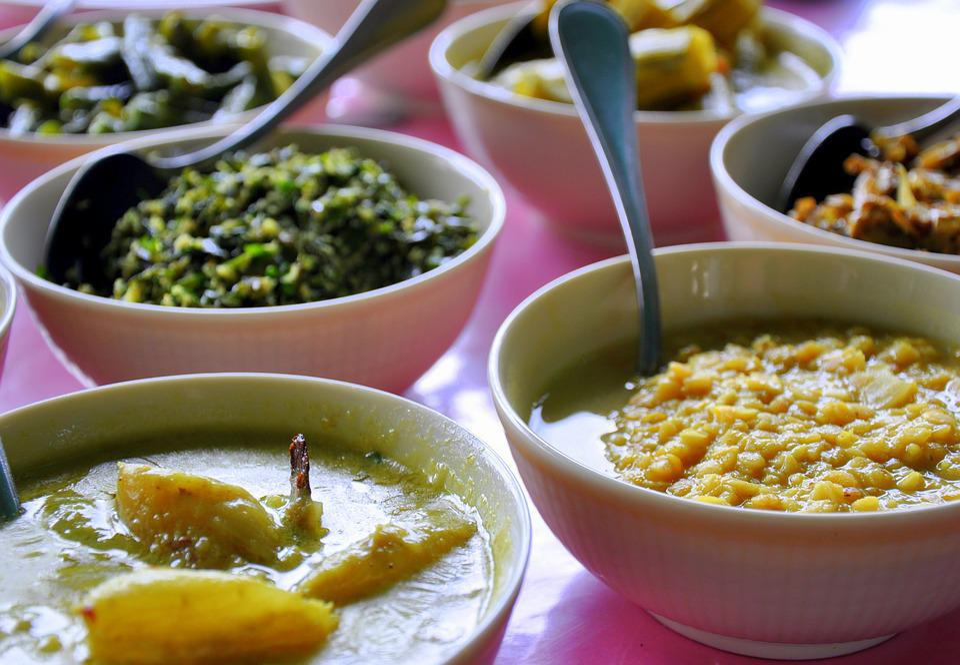 Veg Food in Sri lanka