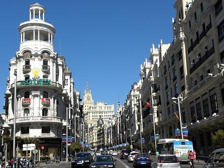 Cómo llegar del aeropuerto a Madrid