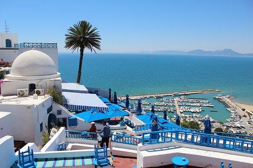 Τυνησία, Πόλη, Τουρισμός, Όμορφη