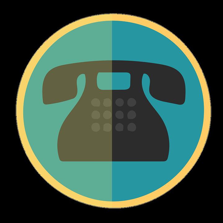 telephone clipart icon free image on pixabay rh pixabay com telephone clipart pictures telephone clip art images