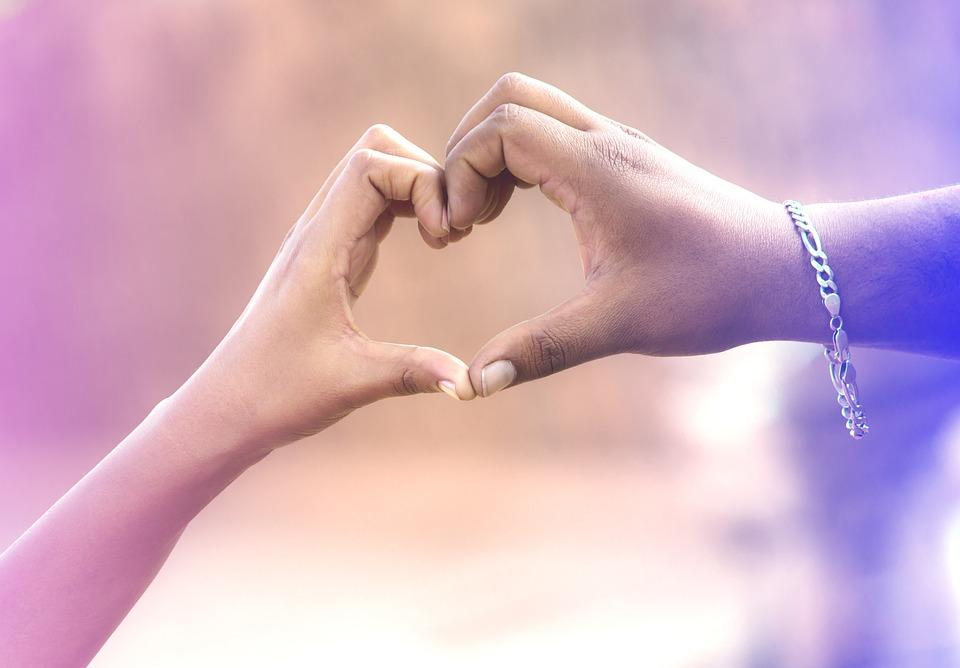 El Amor Manos Parejas Foto Gratis En Pixabay