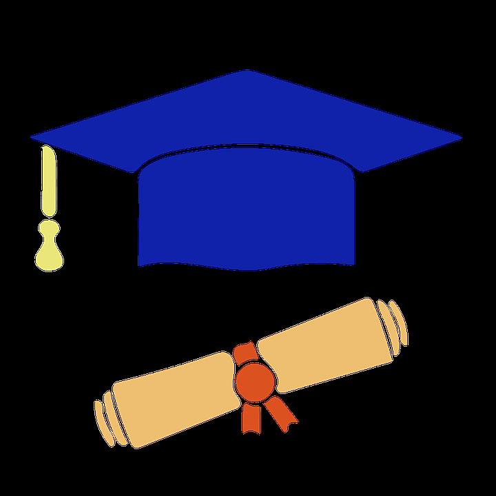 computer icon graduation diploma free image on pixabay