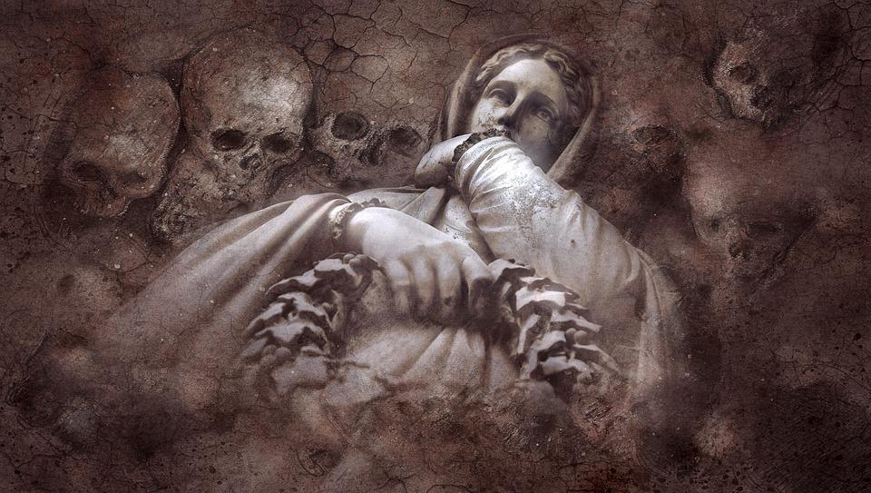 Mysticism Grave Gloomy 183 Free Photo On Pixabay