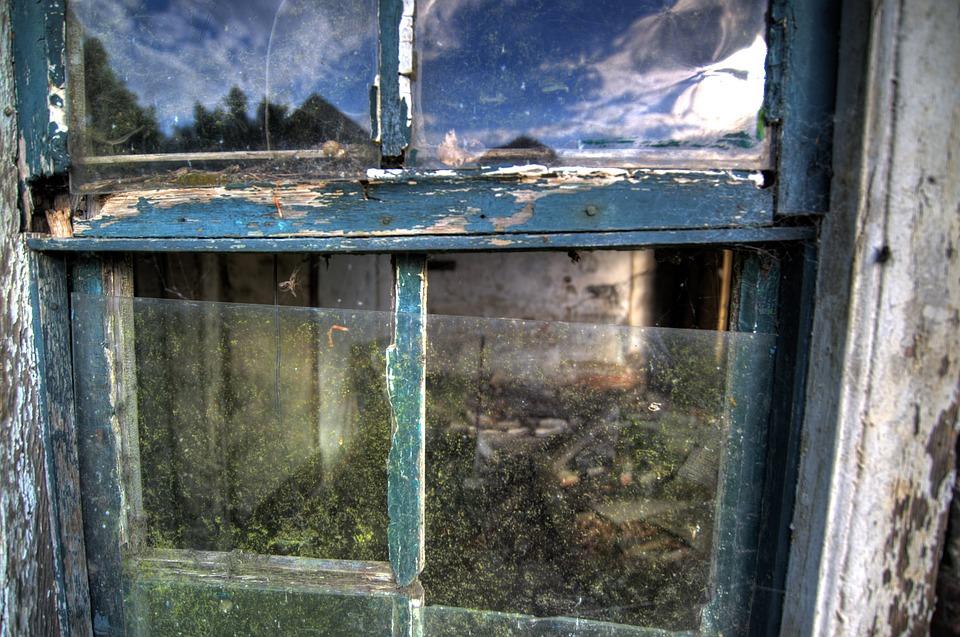 Abandoned House Window - Free photo on Pixabay