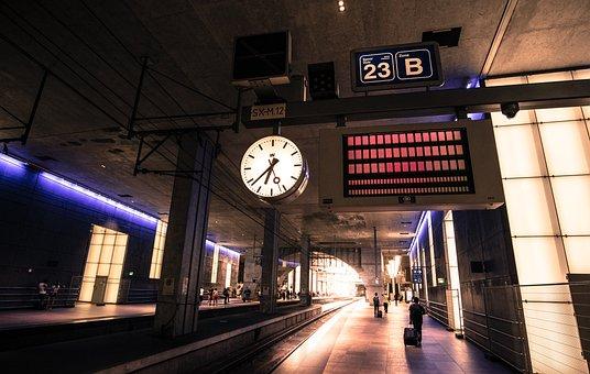 駅, アントワープ, 旅行, 市, ベルギー, 建物, 鉄道, アーキテクチャ