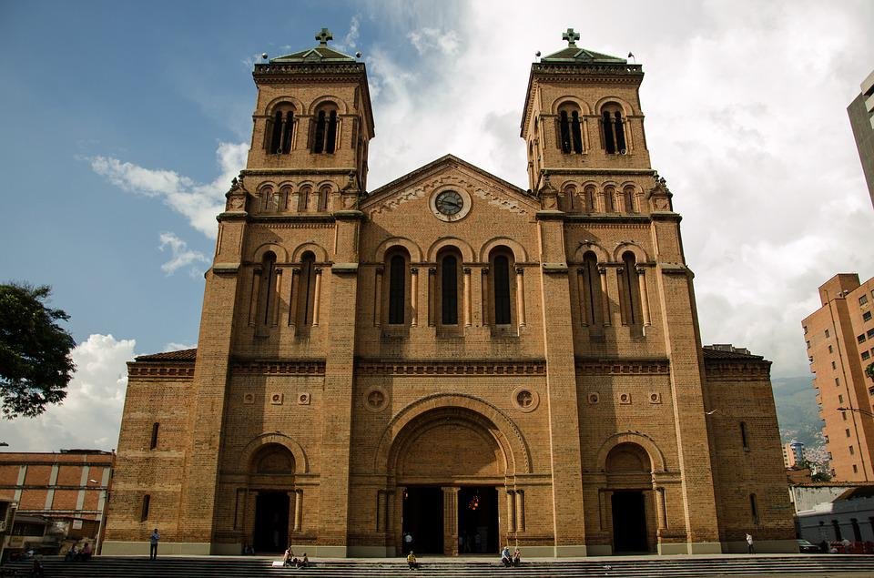 Medellin Colombia Church - Free photo on Pixabay